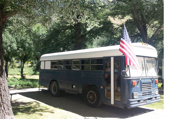 1992 Bluebird 12 Valve Diesel Cummings Bus For Sale