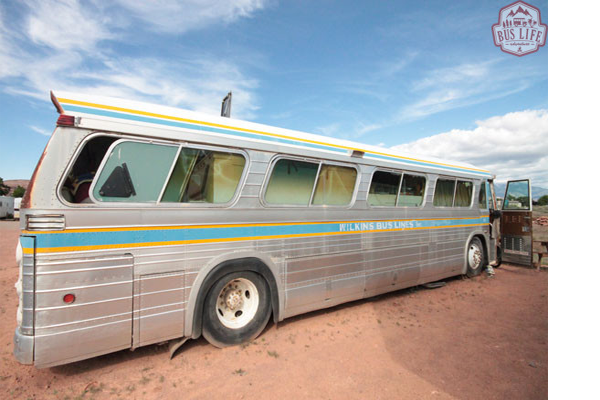 VIDEO - Bus Conversion - 1962 GM Coach Bus Turned Tiny Home
