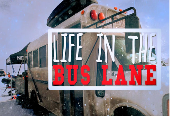 VIDEO - Life In The Bus Lane - Documentary