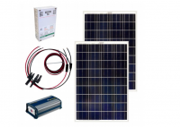 200 Watt Solar Panel Kit More Info
