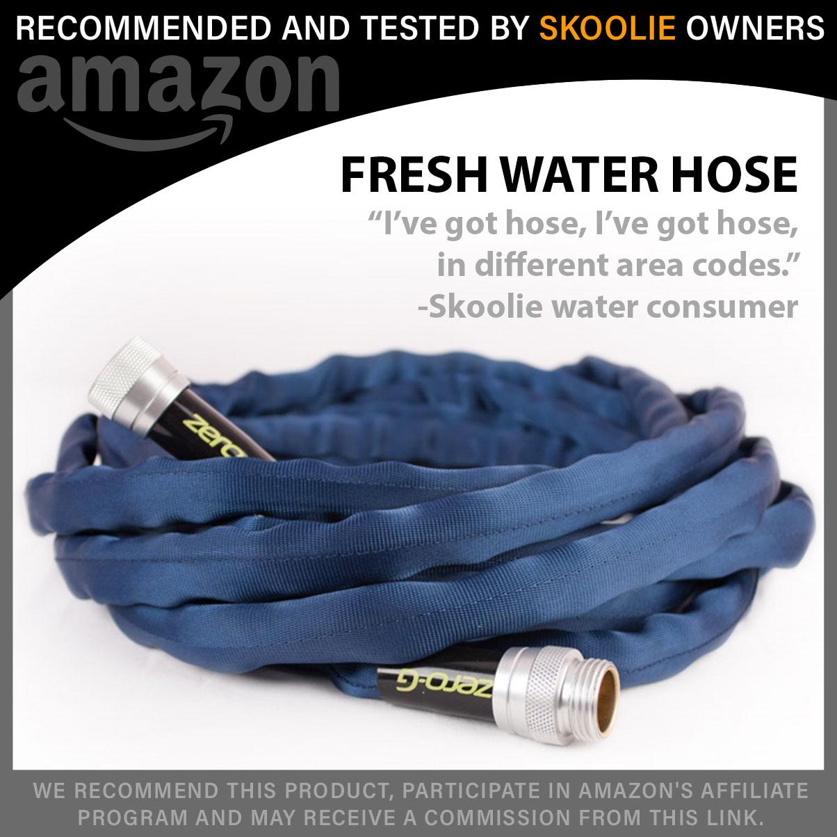 Zero G Water Hose