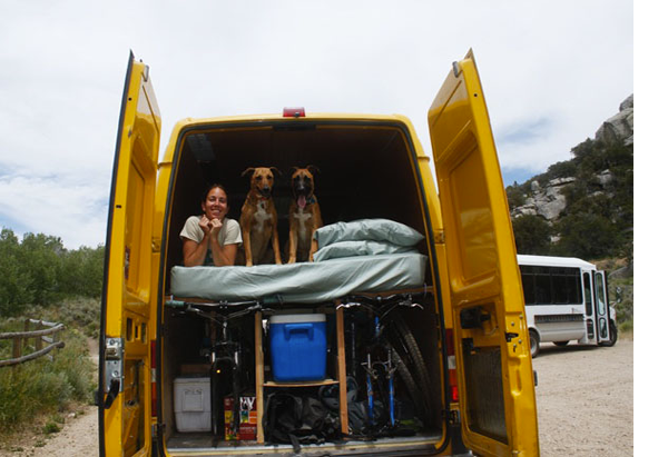 Sprinter Van Life >> Bumble Beast - Sprinter Van Conversion
