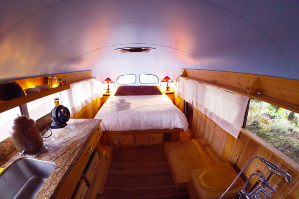 VIDEO - 1988 Crown Coach Bus Conversion