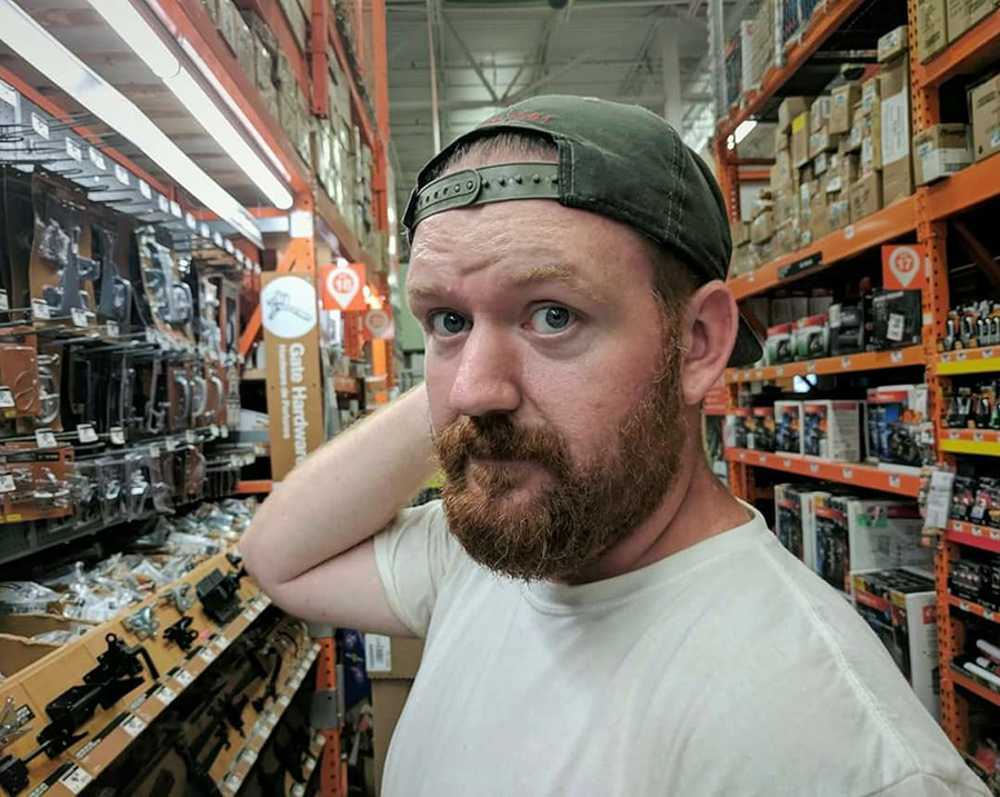 richard little house hwy home depot tools frustrated