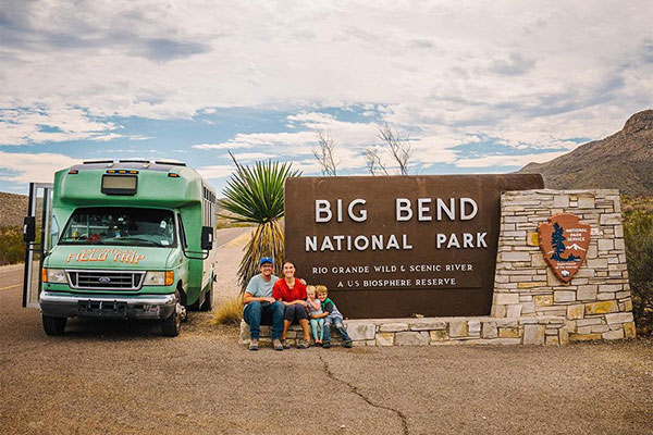 What's the IDEAL vehicle for visiting all 59 U.S. National Parks?