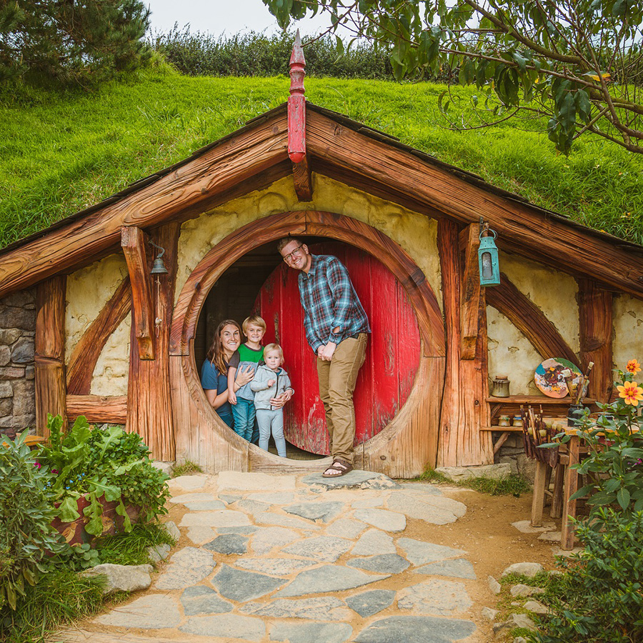 american field trip hobbit house