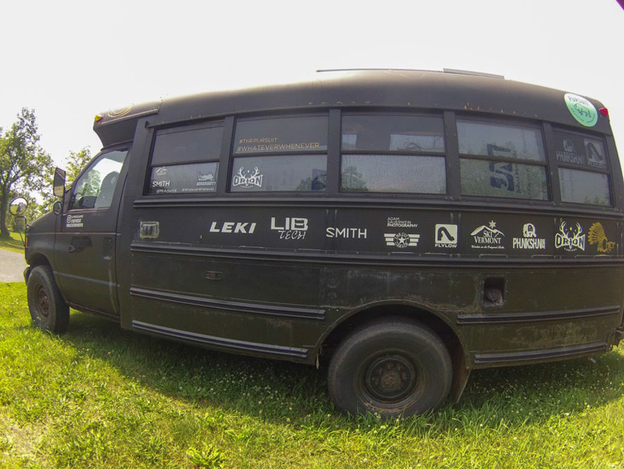Adam S Ford Short Bus For Sale 9