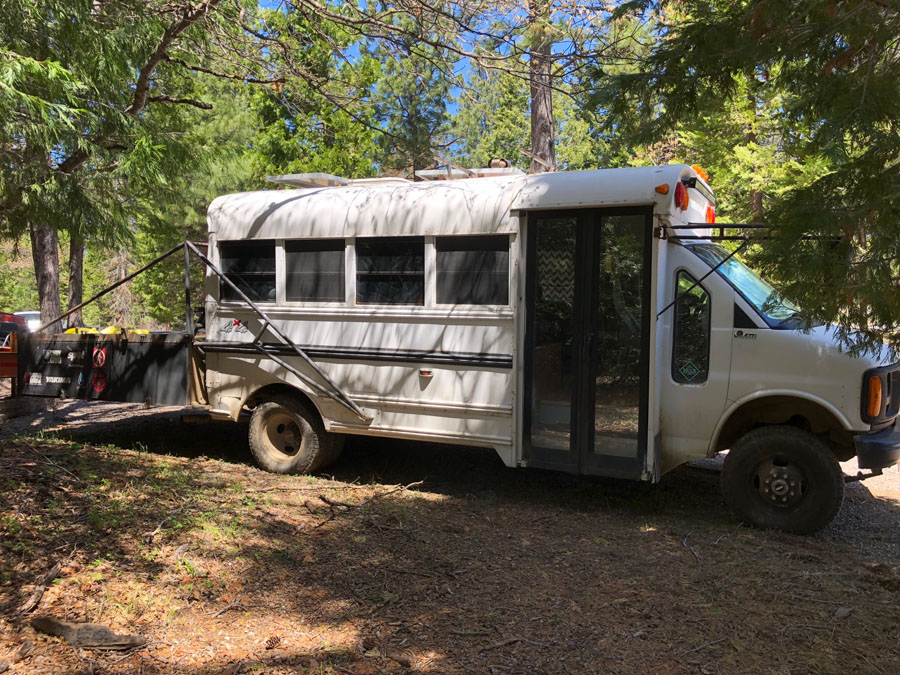 Demetrius 4x4 Bus For Sale 7