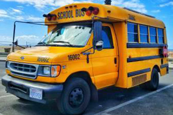 2002 Ford 7.3l Short School Bus For Sale