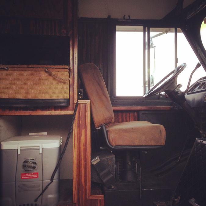 Vintage 1985 Chevy Short School Bus For Sale