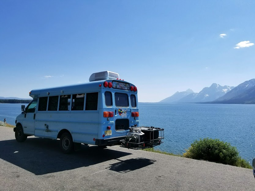1999 Chevy Express 3500 Diesel Short Bus Conversion For Sale