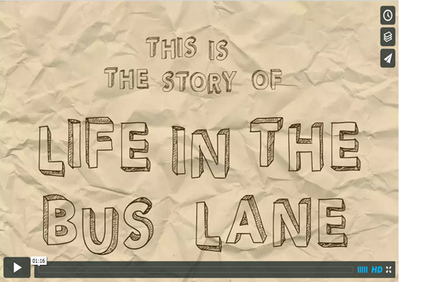 Life In The Bus Lane - Winter 2014/15 Teaser